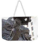 Mardi Gras Indian Weekender Tote Bag