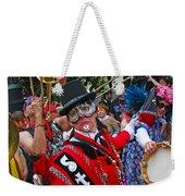 Mardi Gras Storyville Marching Group Weekender Tote Bag