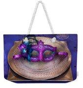 Mardi Gras Theme - Surprise Guest Weekender Tote Bag