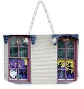 Mardi Gras Windows Weekender Tote Bag
