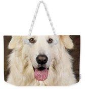 Maremma Sheepdog Weekender Tote Bag