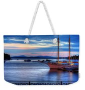 Margaret Todd At Sunrise Weekender Tote Bag