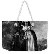 Margaret Woffington (c1714-1760) Weekender Tote Bag