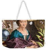 Maria Merian  Weekender Tote Bag by Science Source