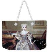 Mariana Victoria Of Spain (1718-1781) Weekender Tote Bag