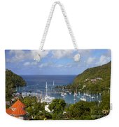 Marigot Bay Weekender Tote Bag