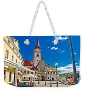Marija Bistrica Marianic Sanctuary In Croatia Weekender Tote Bag