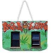 Marijuana 3 Weekender Tote Bag