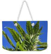 Marijuana Weekender Tote Bag