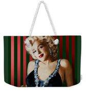 Marilyn 126 D Stripes Weekender Tote Bag