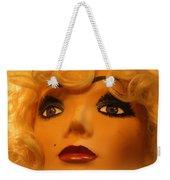 Marilyn Mannequin Weekender Tote Bag
