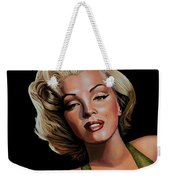 Marilyn Monroe 2 Weekender Tote Bag by Paul Meijering