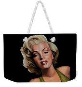 Marilyn Monroe 2 Weekender Tote Bag