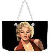 Marilyn Monroe 4 Weekender Tote Bag