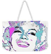 Marilyn Monroe I Want To Be Loved By You Weekender Tote Bag