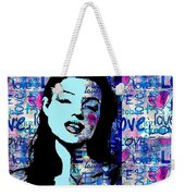 Marilyn Monroe. Loved Lost . Loved Again 2 Weekender Tote Bag