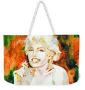 Marilyn Monroe Portrait.9 Weekender Tote Bag