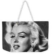 Beautiful Marilyn Monroe Unique Actress Weekender Tote Bag