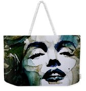 Marilyn No10 Weekender Tote Bag