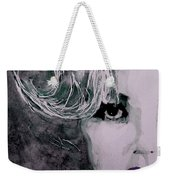 Marilyn No9 Weekender Tote Bag