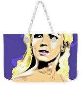 Marilyn What A Beautiful Girl Weekender Tote Bag