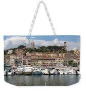 Marina Cannes Weekender Tote Bag