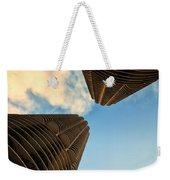 Marina Towers Weekender Tote Bag