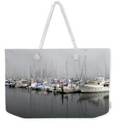 Marine Fog Weekender Tote Bag