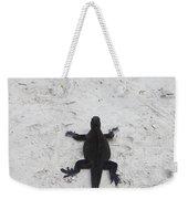 Marine Iguanas Galapagos Weekender Tote Bag