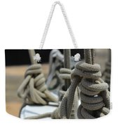 Mariners Knots Weekender Tote Bag
