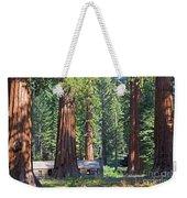 Giant Sequoias Mariposa Grove Weekender Tote Bag