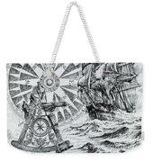 Maritime Heritage Weekender Tote Bag