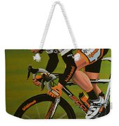 Mark Cavendish Weekender Tote Bag by Paul Meijering