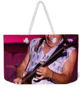 Mark Rocking In Lewiston 2009 Weekender Tote Bag