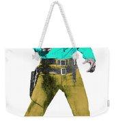 Mark It Zero Pop Art Weekender Tote Bag