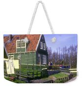Marken Village Architecture Weekender Tote Bag