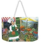 Market Chef Weekender Tote Bag