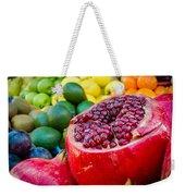 Market Fresh Weekender Tote Bag
