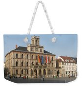 Market Place Weimar - Unesco Heritage Site Weekender Tote Bag