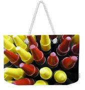 Marking Crayons Weekender Tote Bag