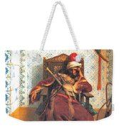Markos Botsaris Weekender Tote Bag by Jean Leon Gerome