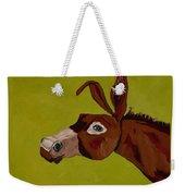 Marlene The Mule Weekender Tote Bag