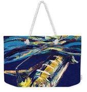 Marlin Catch Weekender Tote Bag