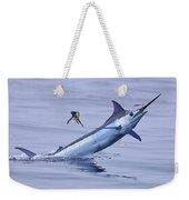 Marlin Magic Weekender Tote Bag