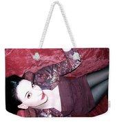 Marooned - Self Portrait Weekender Tote Bag