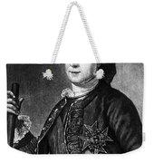 Marquis De Vaudreuil (1698-1778) Weekender Tote Bag
