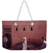Marrakesh Life Weekender Tote Bag