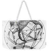 Mars: Schiaparelli, 1877 Weekender Tote Bag
