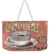 Marsala Coffee 2 Weekender Tote Bag