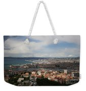 Marseille View From Cathedral Notre Dame De La Garde Weekender Tote Bag